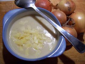 Cebulowa zupa-krem
